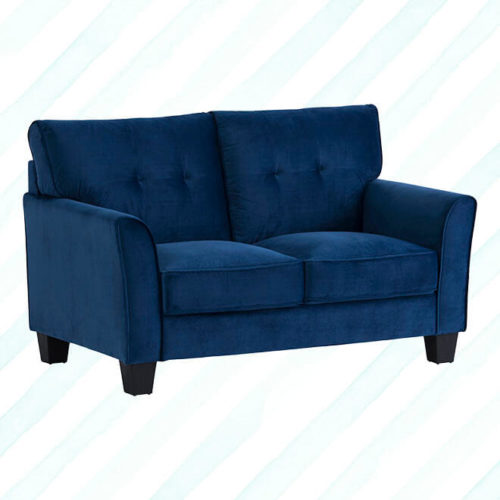 Bexley 2 Seater Sofa Blue