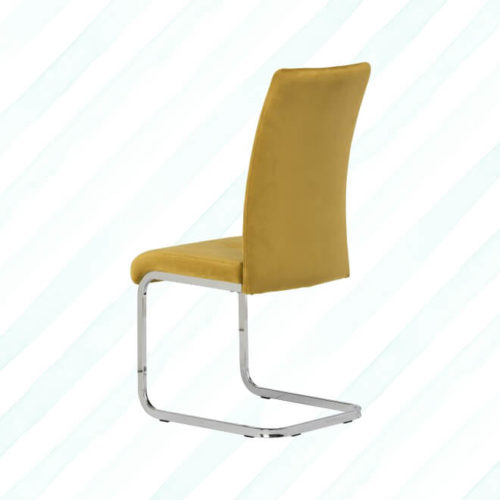 Florence Dining Chair Mustard