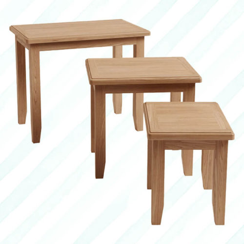 Genoa Nest of 3 Tables