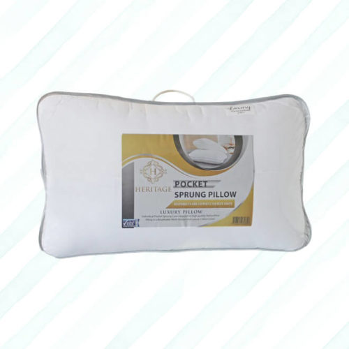Pocket Sprung Pillow