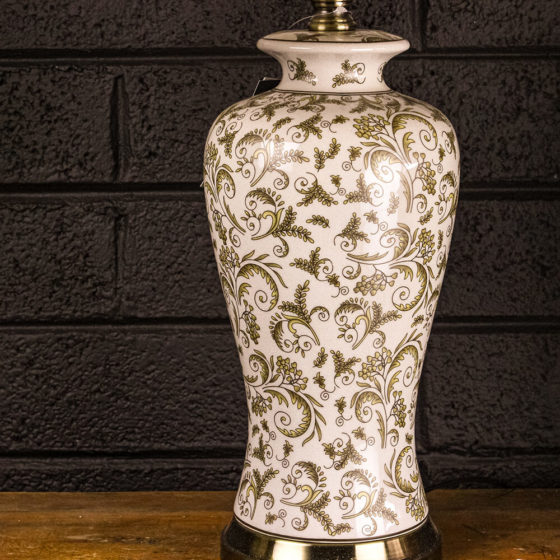 Blakely Ceramic Lamp – 69cm