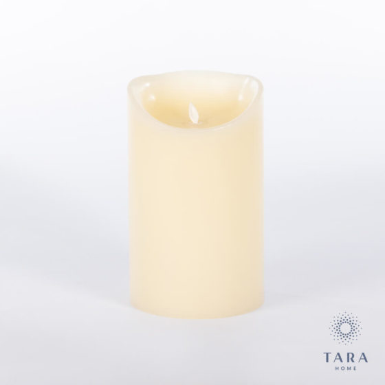 Flicker LED Candle 25cm